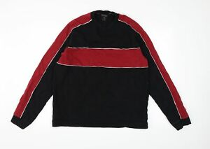 Urban Outfitters Mens Red  Jersey Pullover Sweatshirt Size L