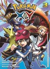 Pokémon X und Y von Hidenori Kusaka (2016, Kunststoffeinband)