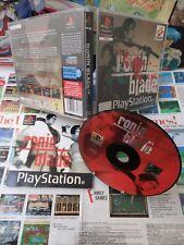 Playstation PS1:Ronin Blade [TOP KONAMI & 1ERE EDITION] Fr