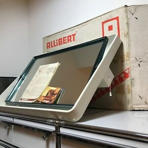 NOS Allibert Mirror, 1970s Iconic Mirror, New In A Box Allibert Mirror