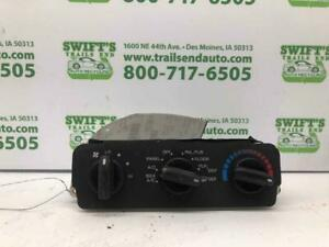 1998 1999 2000 FORD CONTOUR Heater A/c Control