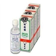 3x57ml Huile de Massage Kwan Loong Oil encombré Entorses vertiges Mal de tête