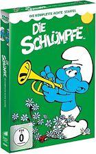 DIE SCHLÜMPFE, Staffel 8 (5 DVDs) NEU+OVP