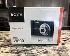 SONY Cyber-Shot DSC-W800 Digital Camera