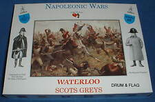 A CALL TO ARMS #25 NAPOLEONIC SCOT'S GREYS. 1/32 SCALE UNPAINTED PLASTIC