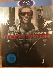 The Terminator - German Blu-ray Steelbook ( New & Sealed ) Schwarzenegger