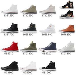 Converse Chuck Taylor All Star Hi High Men Unisex Classic Casual Shoes Pick 1