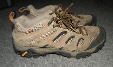 Merrell Moab Ventilator Walnut Hiking Shoes Mens Size 8, EUR 41.5