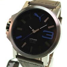 Puma Herren Armbanduhr Ultrasize PU103911013 - NEU - 10415