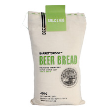 Beer Bread Mix - Garlic and Herb - 2 x 450g - For lovers of baking