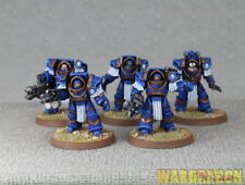 40K WDS painted The Horus Heresy Angels of Death Cataphractii Terminators d84