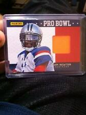 CAM NEWTON 2013 PANINI FATHER'S PRO BOWL GAME-USED JUMBO PYLON PATCH!!! SEE PICS