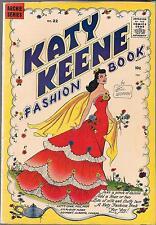 KATY KEENE FASHION BOOK #22 (VG-) SILVER AGE, RADIO COMICS