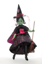 Retired Madame Alexander 10'' Haunted Forest Wicked Witch Wizard Oz Doll #61605