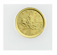 2020 Canada 1/10 oz Gold Maple Leaf $5 Coin GEM BU SKU60074