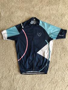 XSU165 Road Mens Team Bicycle Cycling Short Sleeve Jersey and bib Shorts Sport C