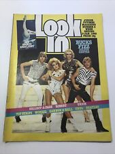More details for bucks fizz - look in magazine - 9th january 1982 - no 2 - excellent