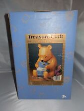 Rare New CLASSIC Winnie the POOH Treasure Craft  PFALTZGRAFF 320-080-00 NIB old