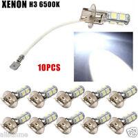 10x Enon White Cree H3 6500k Lens 4.5W 12V Scheinwerfer Auto Led Lampe