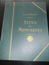 Sites et monuments - L'Alsace  ( Haut-Rhin et Bas-Rhin ) ( ref 34 )