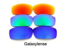 Galaxy anti-sea Lentes COSTA DEL MAR caballito Gafas de sol azul / Verde / Rojo