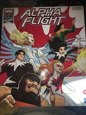 Marvel Legends Complete Alpha Flight Team Bundle Boxset w/ Guardian 80 Years