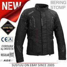 Blousons noirs textiles taille S pour motocyclette