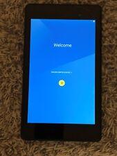 ASUS Nexus 7 2nd Generation 16GB, Wi-Fi, 7in - Black - Used