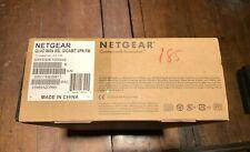NetGear ProSafe SRX5308 Firewall quad WAN gigabit SSL VPN
