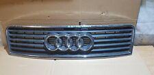 AUDI A6 C5 1.8 FRONT CENTRE BONNET GRILL 4B0853651F 2001 > 2004