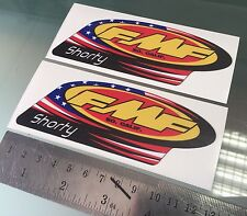 Decals Stickers FMF Shorty (X2) (125mm x 50mm)