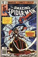 Amazing Spider-Man #210-1980 vf- 7.5 Spiderman 1st Madame Web
