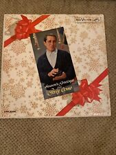 """Seasons Greetings from Perry Como Vinyl Record 12"""""""