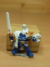 CLASSIC METAL SPACE WOLF LORD RAGNAR BLACKMANE PAINTED (2442)