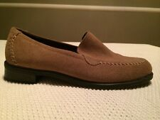 Women's ROCKPORT Suede Loafers Size 7M