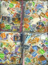 5,000+ MIXED BRITISH, UK, ENGLISH, GREAT BRITAIN STAMPS OFF PAPER