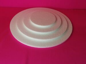 Round Cake Dummy Separators (Various Sizes)