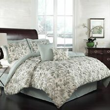 Traditions by Waverly Felicite 6 Piece Comforter Collection Queen