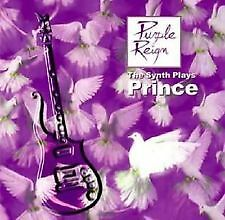 Purple Reign - The Synth Plays Prince ( CD , 2000 ) - BRAND NEW AND SEALED
