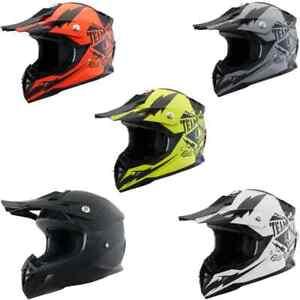 Zox Pulse JR Off-Road Motocross MX Helmet Youth