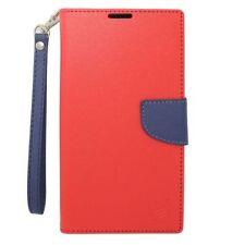 Custodie portafoglio rosso per cellulari e palmari Nokia