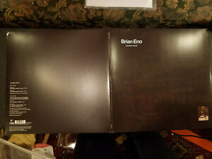 BRIAN ENO  DISCREET MUSIC  ABBEY ROAD HALF SPEED DOUBLE MINT LP