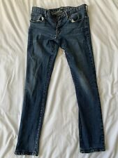 GAP Skinny Mens Jeans! USED! Hole in Crotch! 33/32!