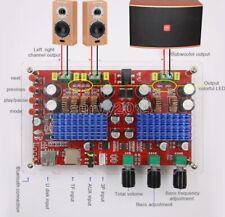 Tda3116 21 Channel Bluetooth Subwoofer Amplifier Board 260w100w Stereo Audio