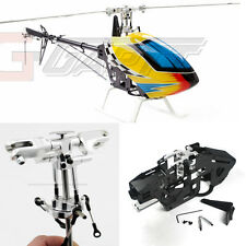 450 DFC 6CH 3D Flybarless Rotor Head Belt Drive Kit for Trex 450 Helicopter