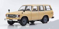 TOYOTA Land Cruiser Landcruiser 60 beige 1960 4x4 Geländewagen Kyosho  1:18