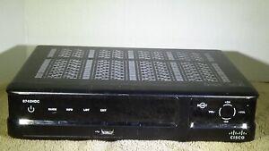 Cisco 8742HDC High Definition TV Cable Box 8742 HDC Receiver NO POWER ADAPTER