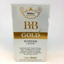 15g. SPF 30 Enriched Caviar Extract BB Gold Wonder MISTINE Cream Enriched With