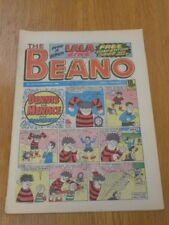 BEANO #2312 8TH NOVEMBER 1986 BRITISH WEEKLY