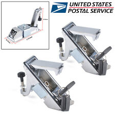 2PCS Latch Lock Kit Toolbox Cabinet Luggage Compressed Latch Lock For RV Trailer